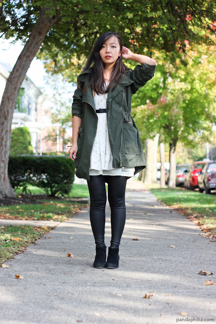 cute early fall outfit