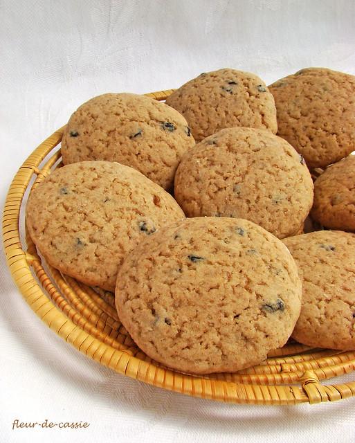 печенье с коринкой полезное 1