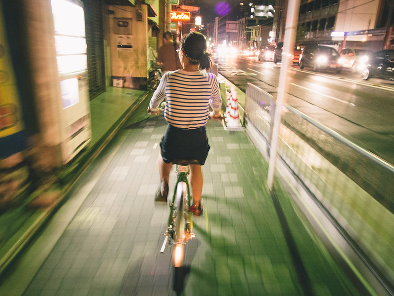 丸太町通  京都單車旅遊攻略 - 夜篇 10509530864 339397d692 c