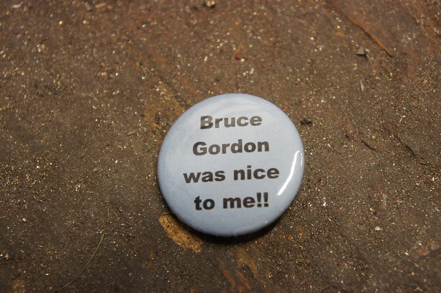 Bruce Gordon retail store opening