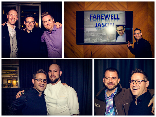 Chef Jason Bangerter - Farewell