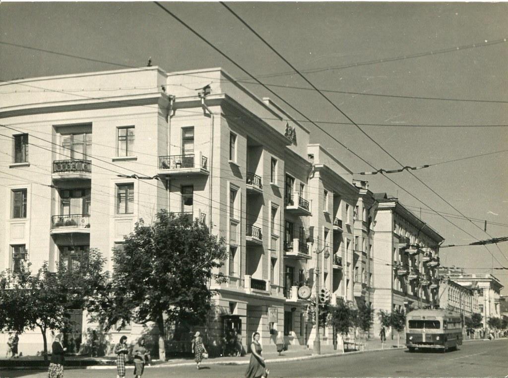 34_Жилой дом на Галактионовской улице_арх Матвеев А.И