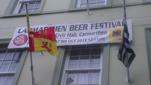 The Carmarthen Beer Festival