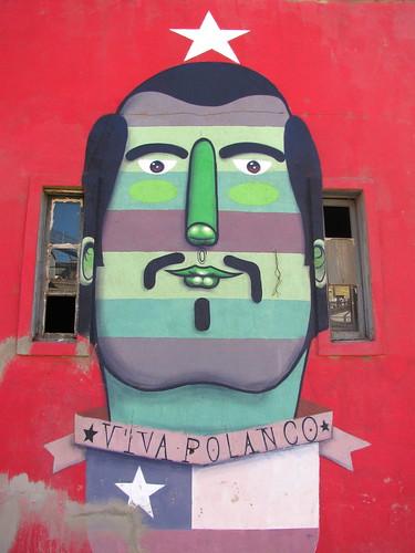 """""""Viva Polanco"""""""