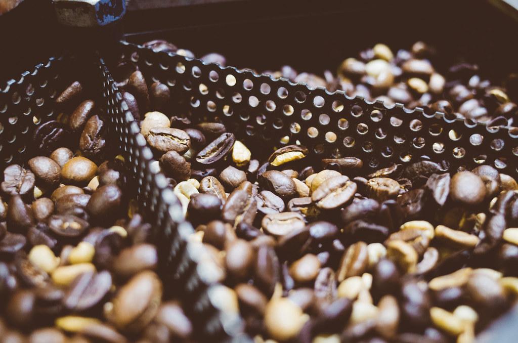 coffee bean by Wilson.L