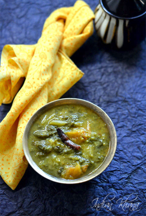 Palak-Moong-Dal-Recipe