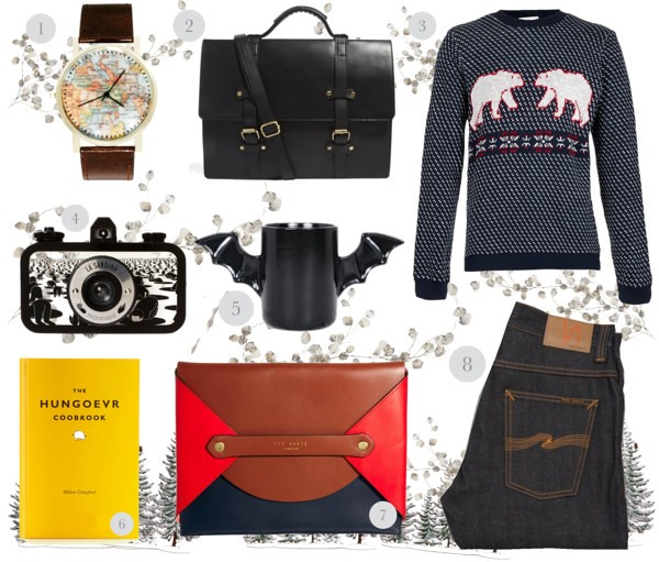 Oi Polloi, What to buy the boy for Christmas, Christmas gift guide 2013, What to buy the man in your life for Christmas,