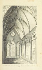"""British Library digitised image from page 39 of """"Lines written at Jerpoint Abbey [By Samuel Carter Hall. With illustrations.]"""""""