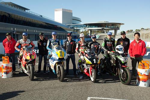 Campeones de Motociclismo 2013