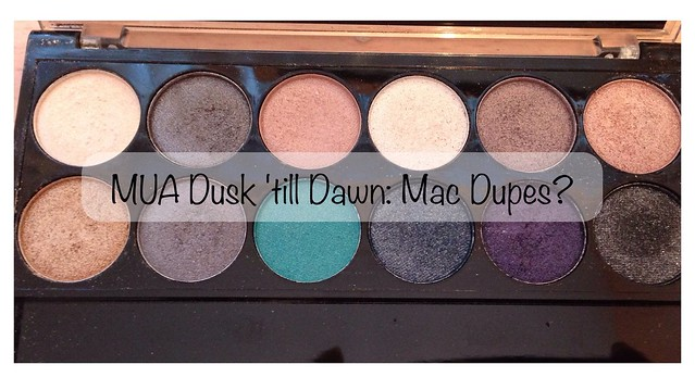 Nina's MAC dupes (Guest Post)