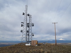 electrical supply, overhead power line, transmission tower, electricity, antenna,