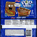Kellogg's Pop Tarts - Frosted Brown Sugar Cinnamon - mascot 2-pack snack package - November 2013 by JasonLiebig