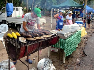 Bazar Labrin の画像. seychelles mahe beauvallon bazarlabrin