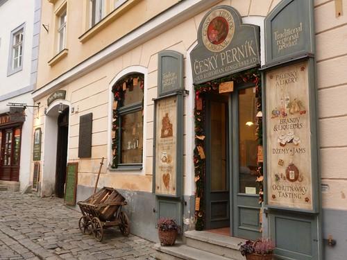 Calle Latran de Cesky Krumlov