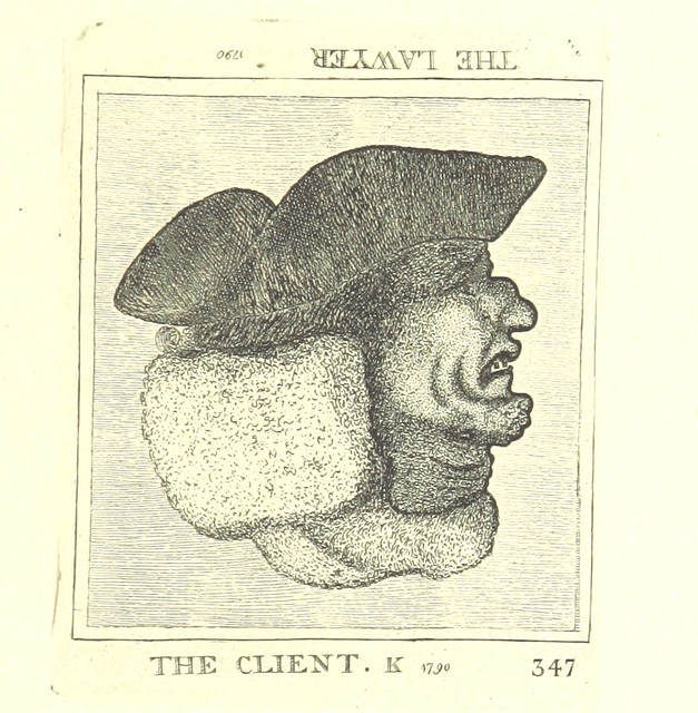 Image taken from page 855 of '[A series of original Portraits and Caricature Etchings by ... J. Kay; ... with biographical sketches and illustrative anecdotes. [Edited by H. P.]]'