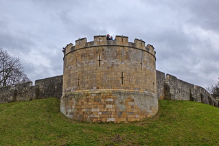Image of Robin Hood Tower.