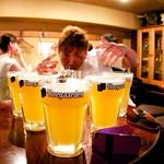 ベルギービール大好き!!ヒューガルデン・ホワイトHoegaarden Witbier @GRIFFON