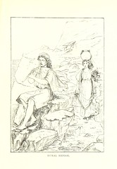 """British Library digitised image from page 89 of """"St. George and the Dragon ... Illustrated by C. M. Southby. Second edition"""""""