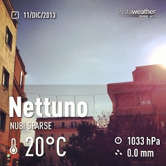 #weather #instaweather #instaweatherpro  #sky #outdoors #nature #world #love #followme #follow #beautiful #instagood #fun #cool #like #life #nice #happy #colorful #photooftheday #amazing #nettuno #italia #day #autumn #it