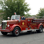Historic Mack Engine 1, Demarest Fire Department, New Jersey