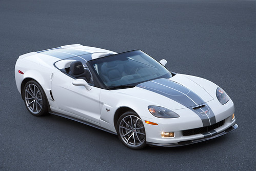 THE CORVETTE 427 CONVERTIBLE