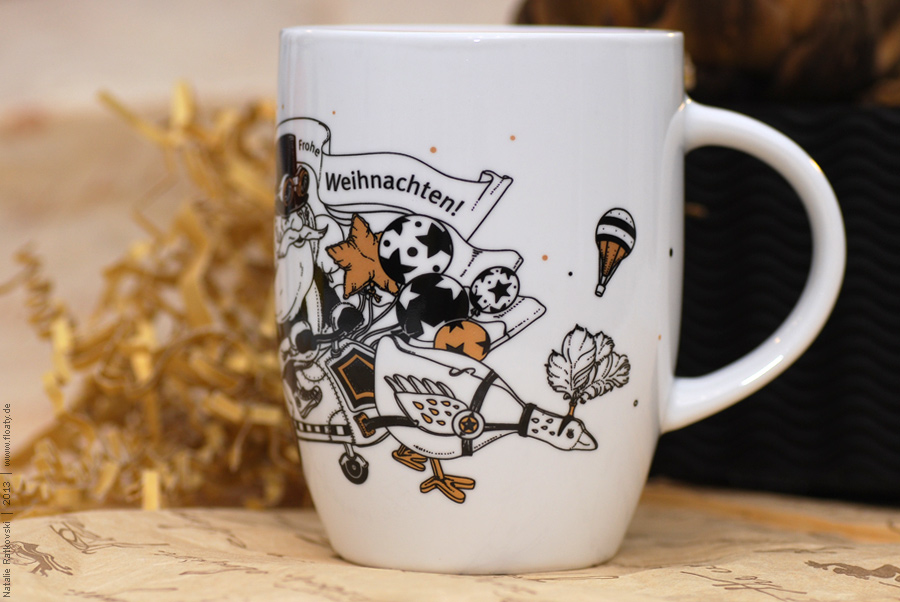 My illustration for a cup
