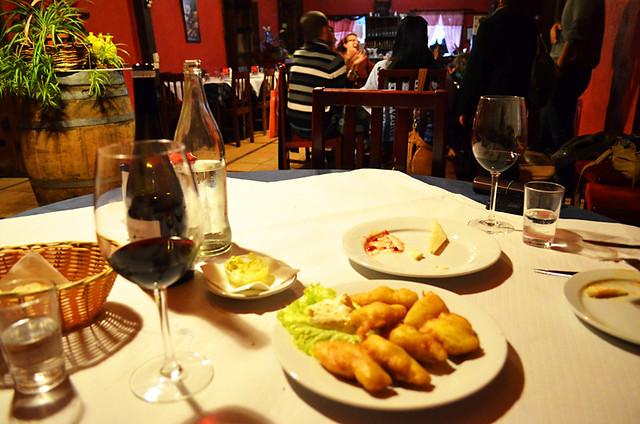 Dining room, Las Casitas, La Orotava, Tenerife