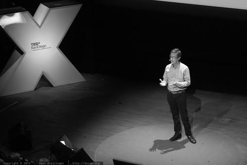 Jack Abbott Introduces Kathy Myers   TEDxSanDiego 2013