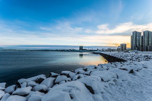 Reykjavík from life of Jón Kalman Stefánsson