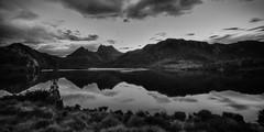 Cradle Mountain reflections