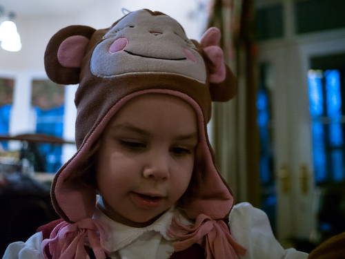 Nice hat, Leah