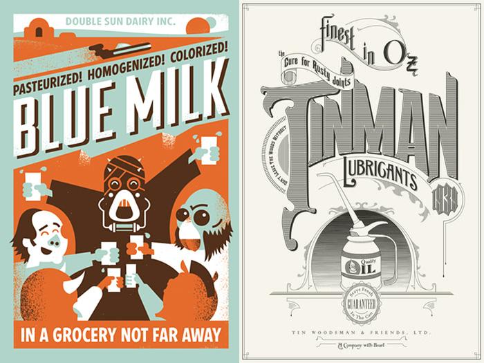 Blue Milk / Tinman Lubrigants