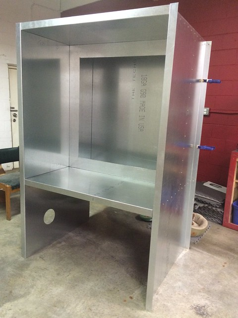 Volpin Props Diy Spray Booth Or How I Learned To Love