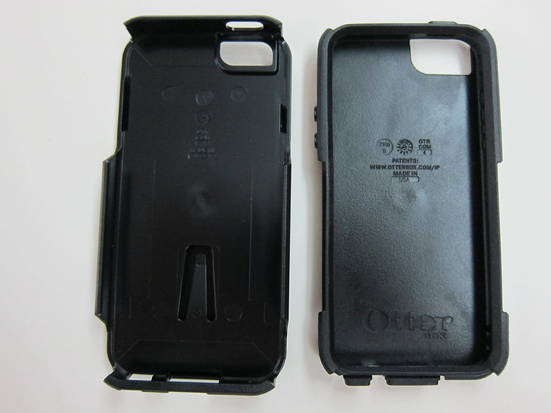 OtterBox Commuter Wallet - Exterior Shell + Interior Slip Cover Layer