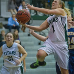 2014-01-11 -- Women's basketball vs. Augustana.