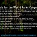 Goals for the World Parks Congress #worldparkscongress by planeta