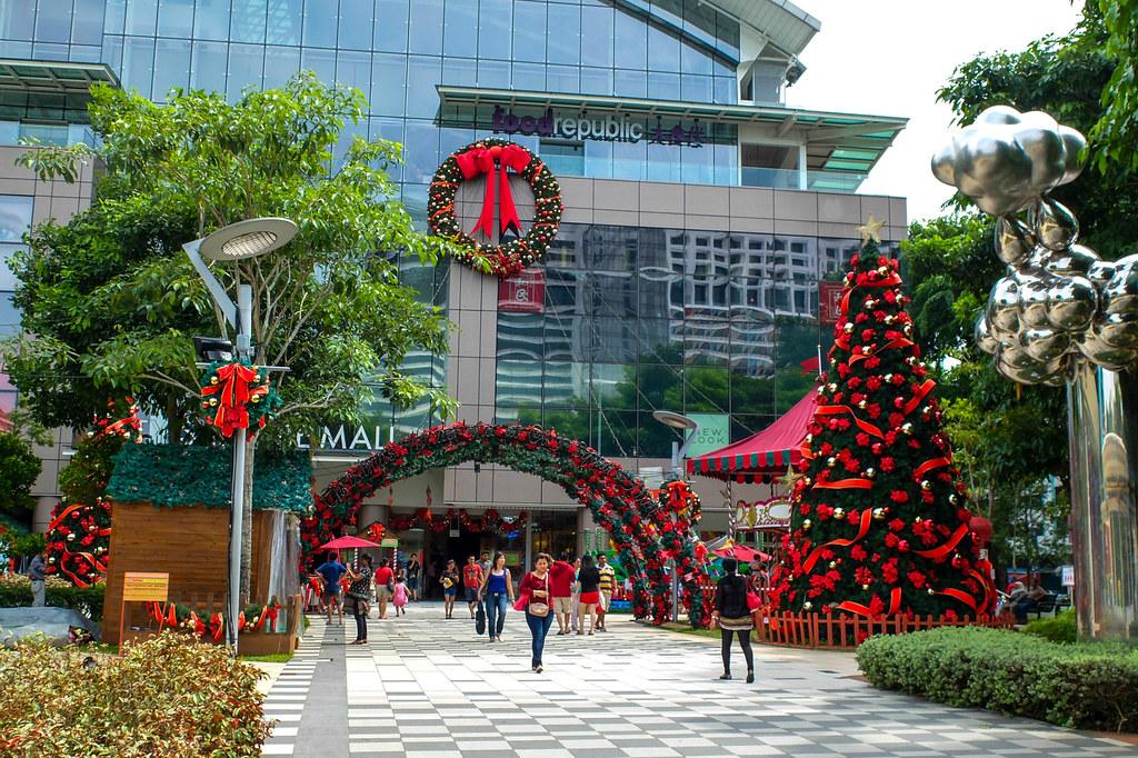 Singapore - Xmas