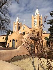 Felipe Neri Church Old Town Albuquerque New Mexico IMG_2750