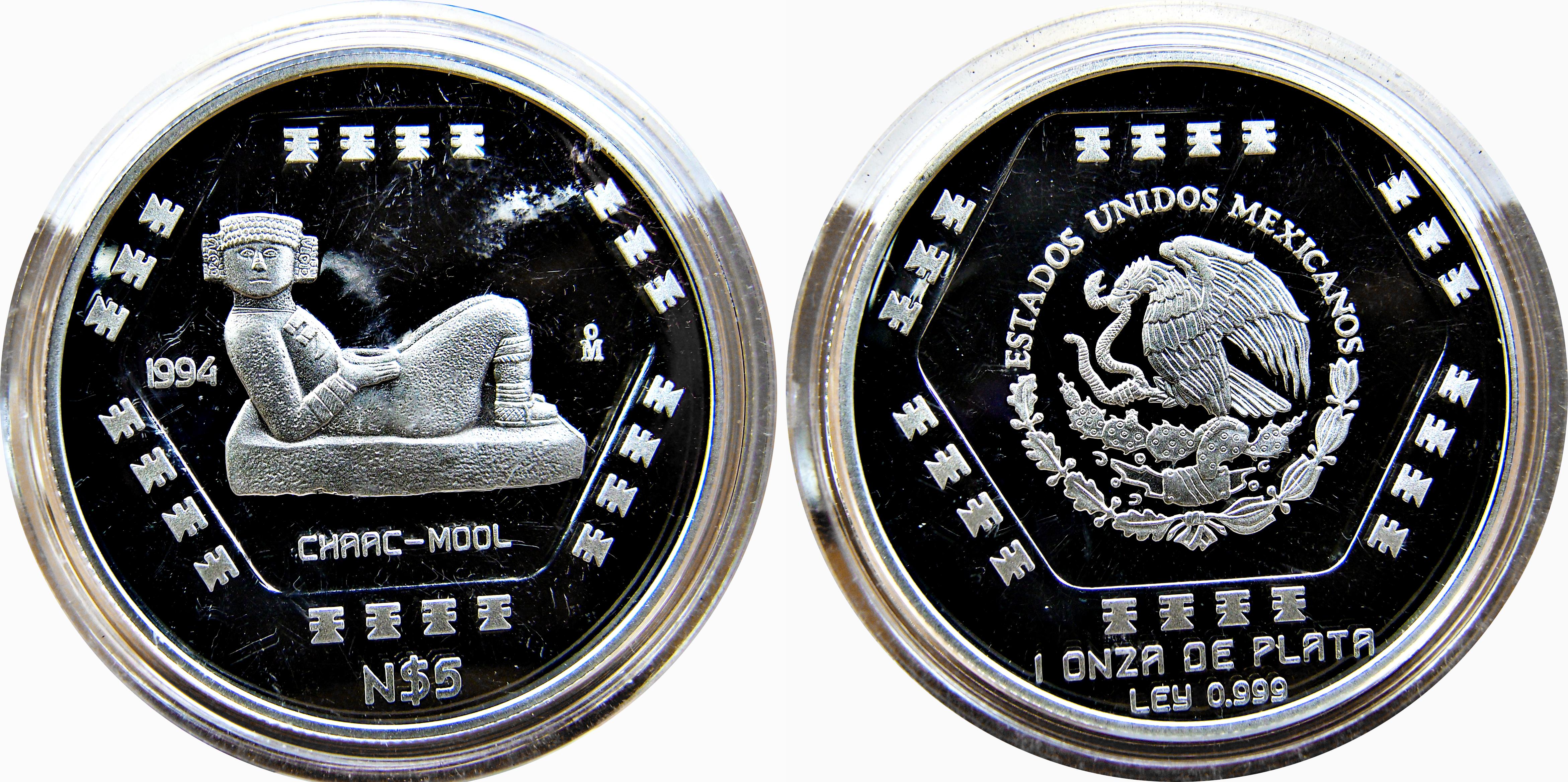 Colección Precolombina de onzas de plata del Banco de Mexico 12124631656_97bf929f53_o