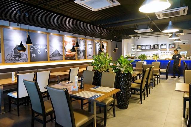 Le Creperie De Caroline, Bangsar - burger crepe-001