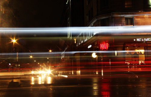 Speed of Light: Marble Arch