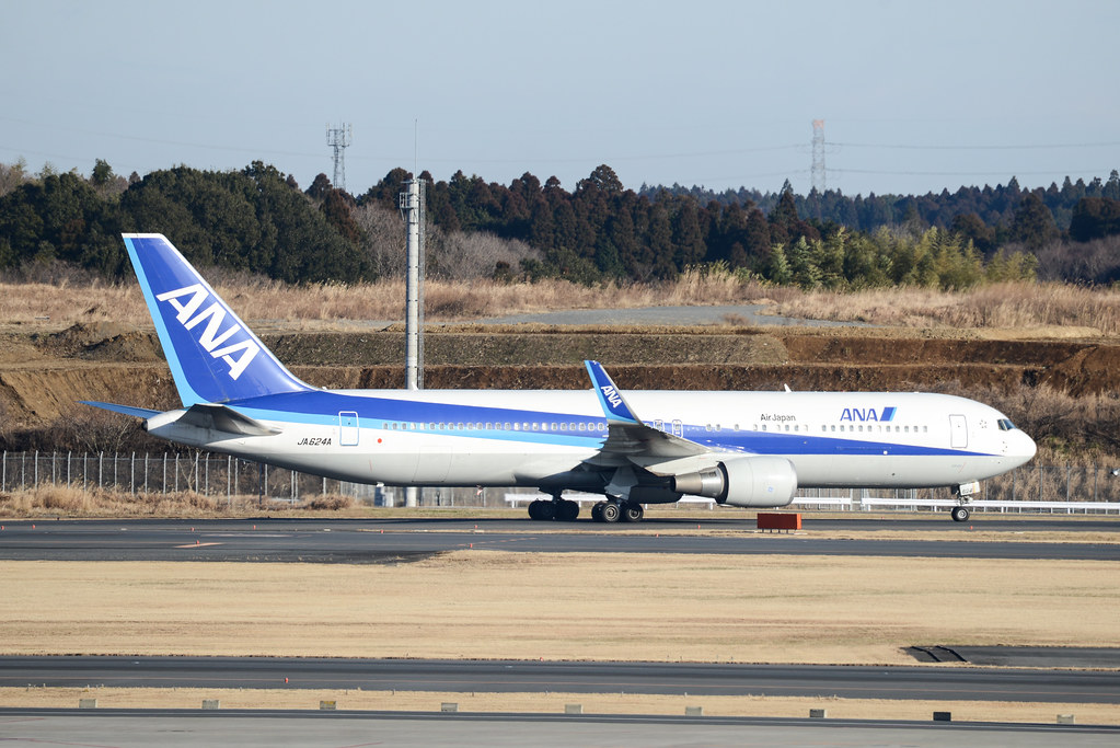 ANA 767-300 JA624A