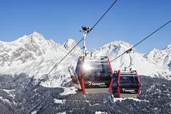 Savognin: tichá voda Graubündenu