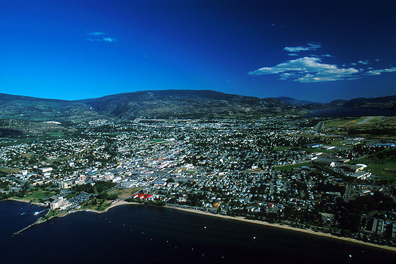 Penticton, Okanagan Valley, British Columbia, Canada