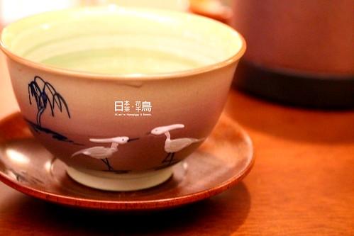 日本茶 花千鳥(50)