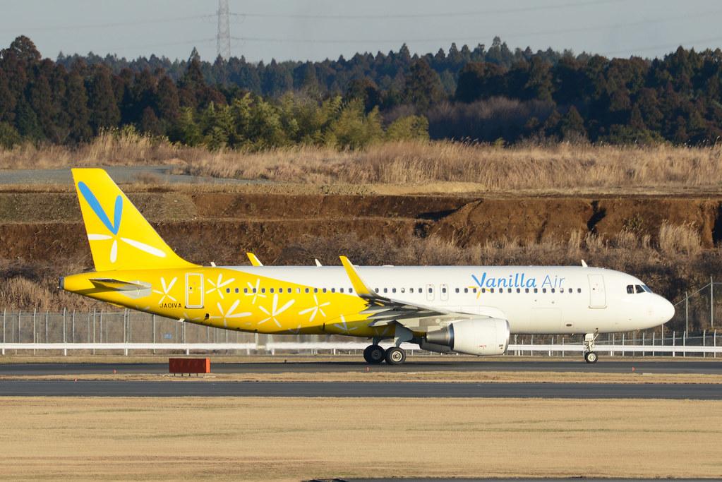 Vanilla Air A320-200 JA01VA