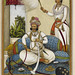 Small photo of 'Portrait of Maharana Java