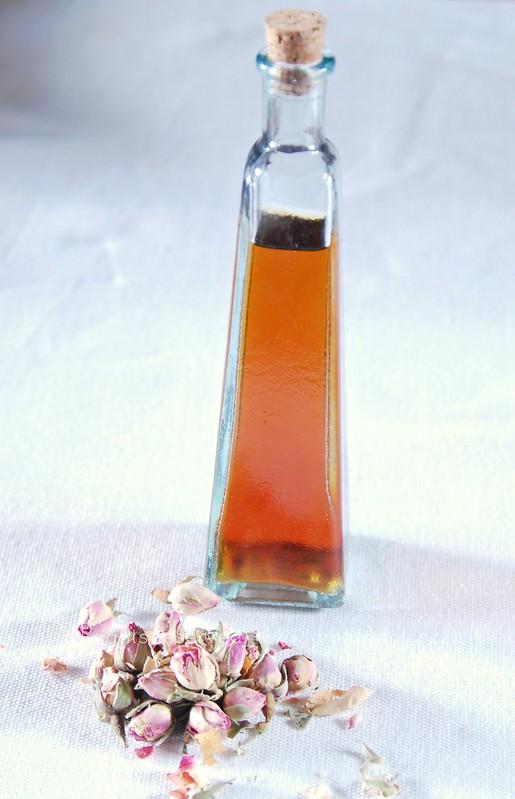 estratto di rosa