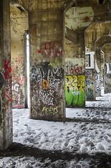 Abandoned Coal Pier