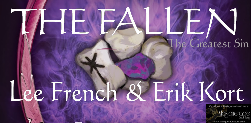 THE FALLEN Book Blast & Giveaway
